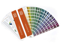 Load image into Gallery viewer, RAL Design D2 Plus System Colour Chart Both FanDecks RALD2PLUS product image