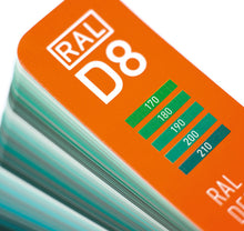 Load image into Gallery viewer, RAL Design Plus D8 Colour Chart (RALD8PLUS) product detail image