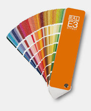 Load image into Gallery viewer, RAL Effect E3 Solids & Metallics Colour Chart Fan (RALE3) @ £37.00 ex vat