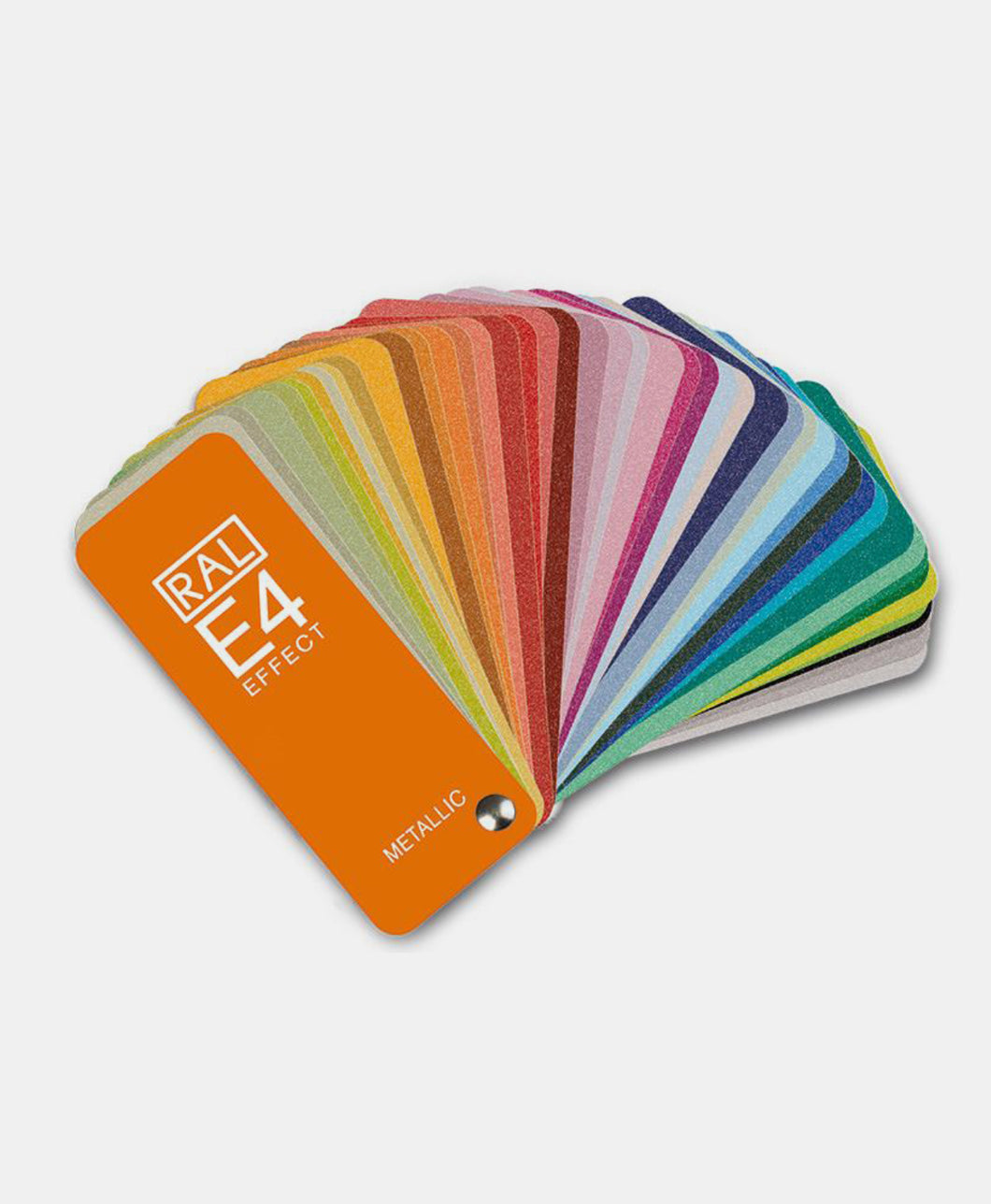 RAL Effect E4 Metallics Colour Chart Fan Guide (RALE4) @ £25.49 ex vat