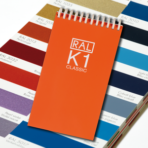 RAL Classic K1 Colour Chart booklet product image (RALCLAK1)