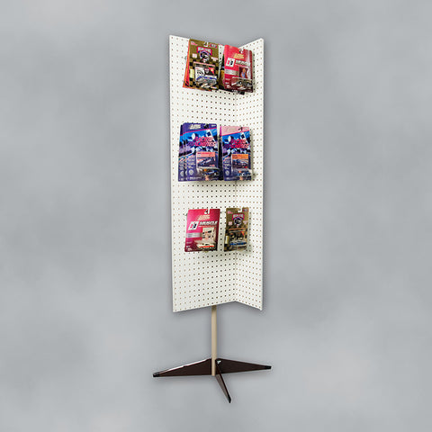 Four Sided Retail Merchandising Display by Stor-Rite