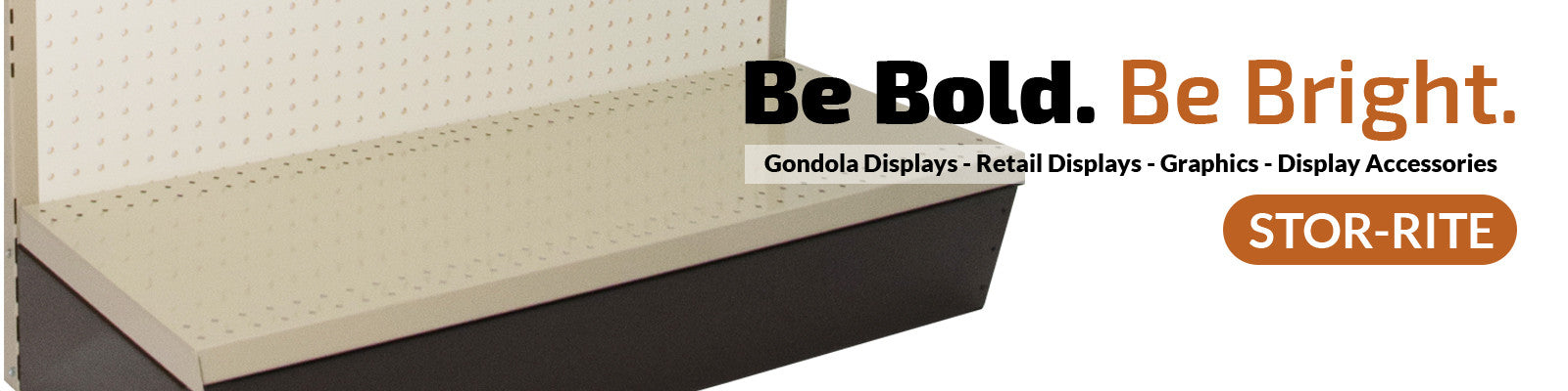 Gondola Displays & Store Fixtures for Retail Store Merchandising