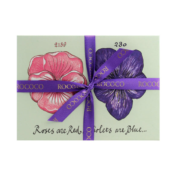 Small Rose & Violet Selection Box