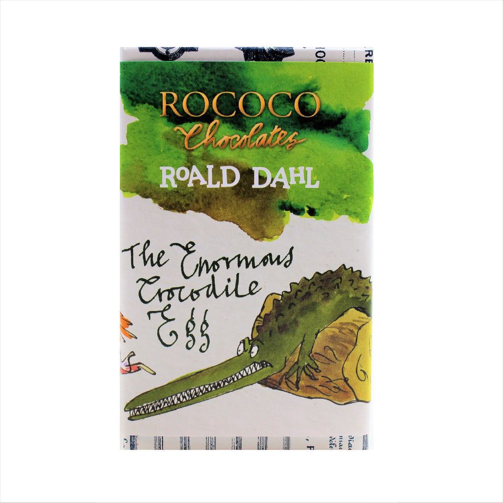 Rococo & Roald Dahl 'The Enormous Crocodile' Easter Egg