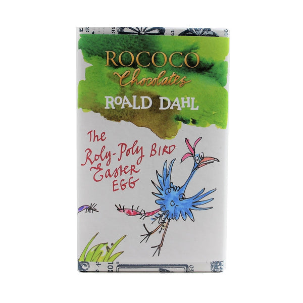 Rococo & Roald Dahl 'The Roly Poly Bird' Easter Egg
