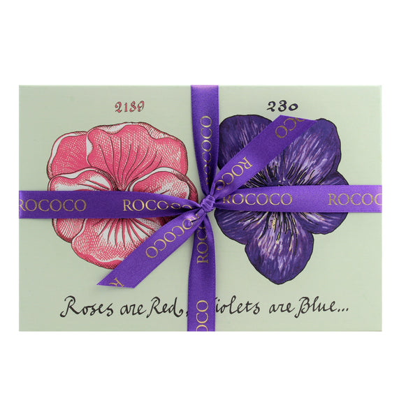 Large Rose & Violet Selection Box