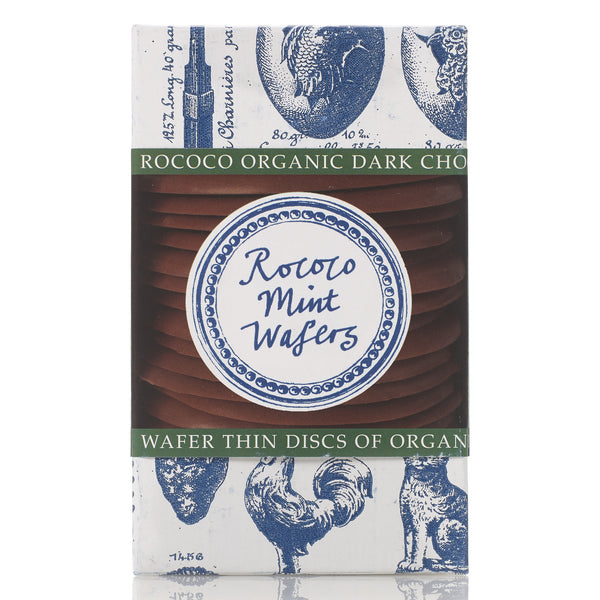 Mint Organic Dark Chocolate Wafer Thins