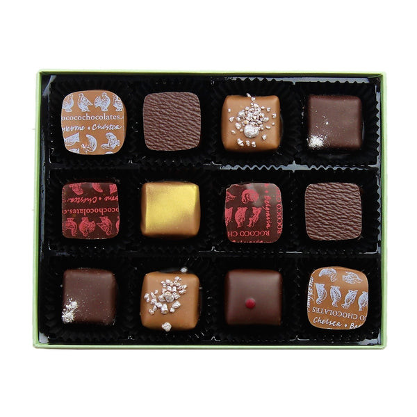 Truffle Hound Ganache Selection Box
