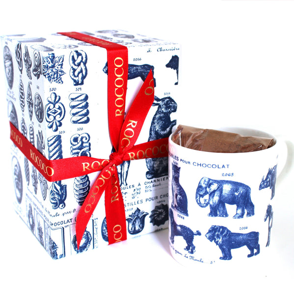 Drinking Chocolate Gift Box with mug
