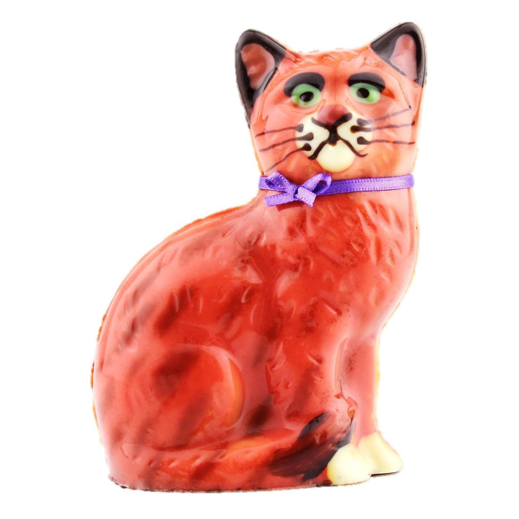 Hand Painted Gorgeous Marmadale the Ginger Cat