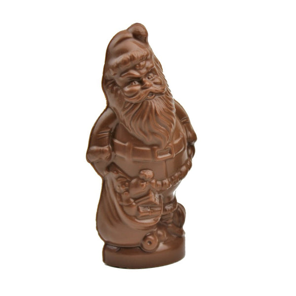 Milk Chocolate Santa Claus