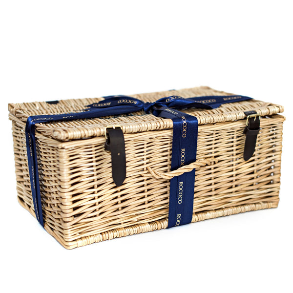 Caspar Wicker Hamper No. 1
