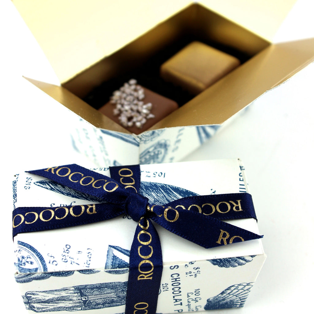 Mini Chocolate Box Wedding Favour