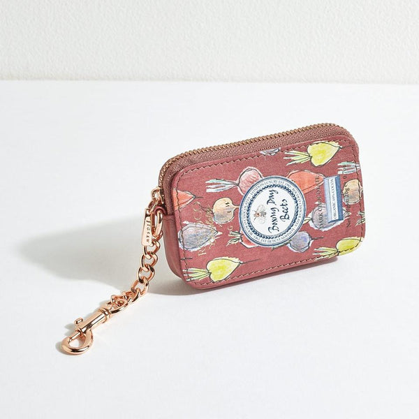 Rococo x Jigsaw Boxing Day Beet Coin Purse