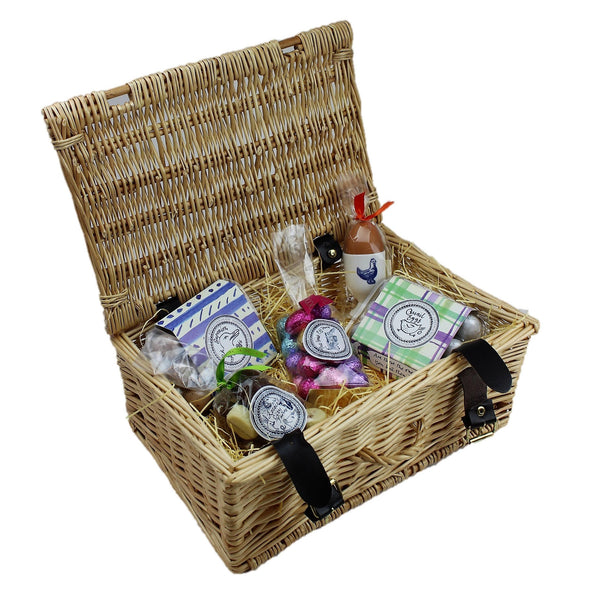 Eggstra special Easter Wicker Hamper