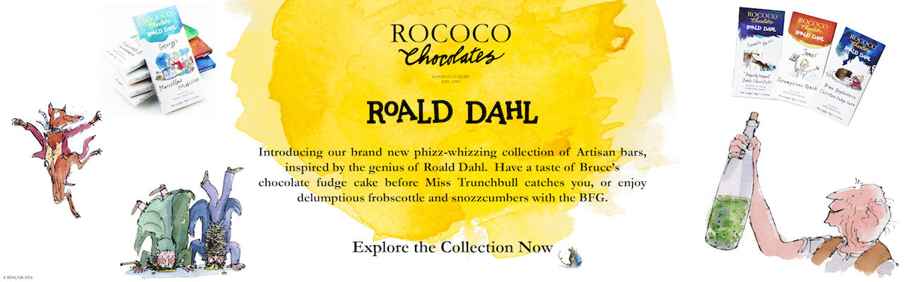 Rococo and Roald Dahl Collection