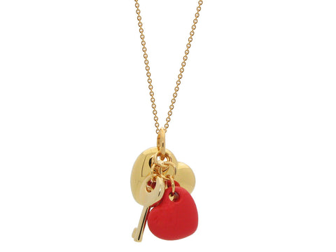 Key to My Heart Necklace - Fronay Collection
