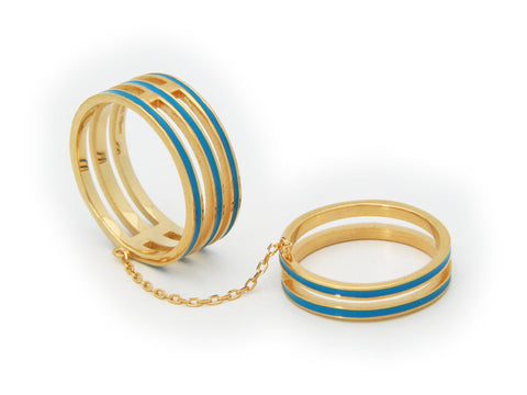 Sister Rings - Fronay Collection