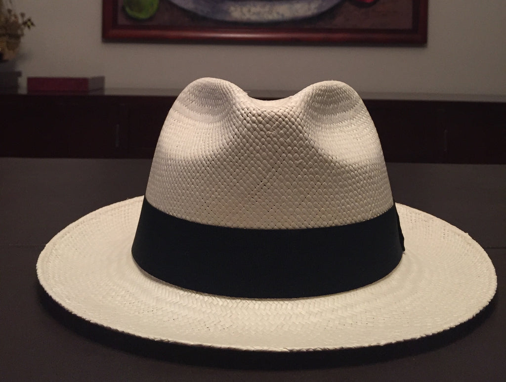 a678c18c ... Fronay Co Genuine Panama Hat Hand Woven in Ecuador | Handmade
