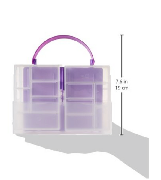 Plastic Jewelry Containers with Handle