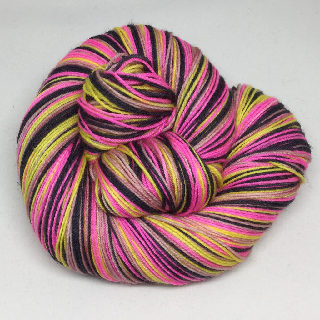 Warhol's Marilyn Four Stripe Self Striping Yarn