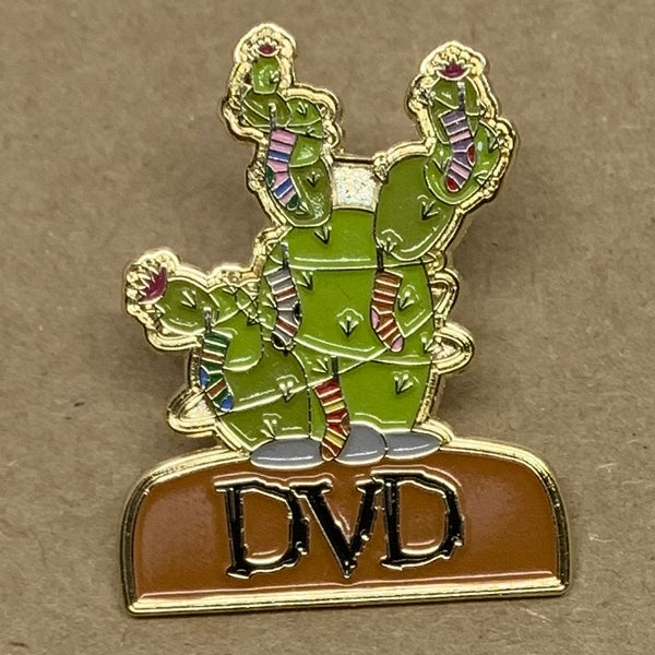 Desert Vista Dyeworks Prickly Pear Enamel Pin