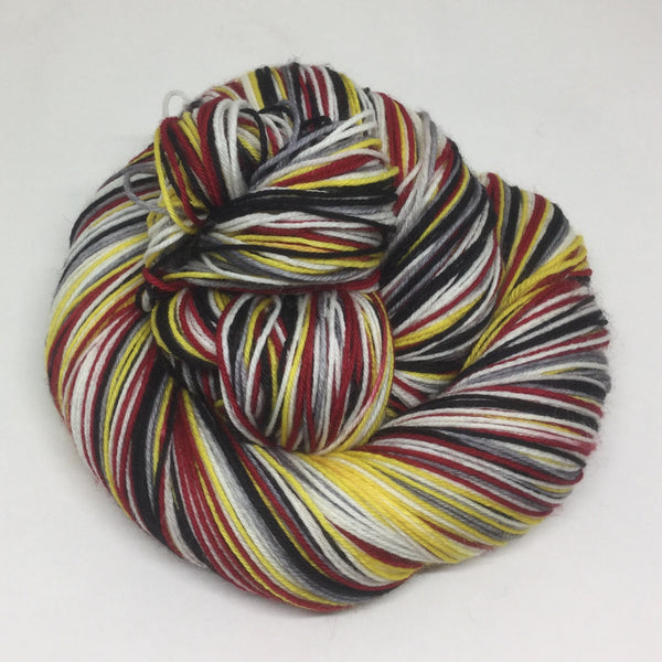 Clueless Six Stripe Self Striping Yarn