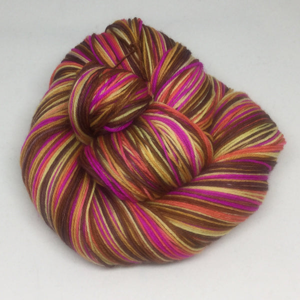 Ferris Wheel Six Stripe Self Striping Yarn