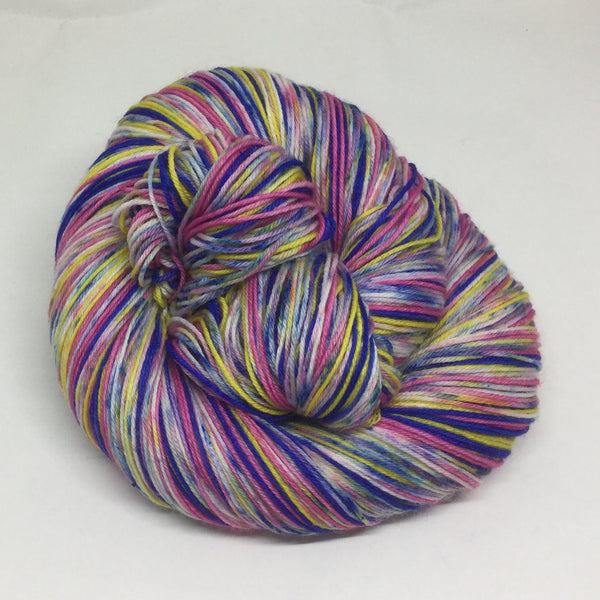 Let's Get Physical! Four Stripe Self Striping Yarn
