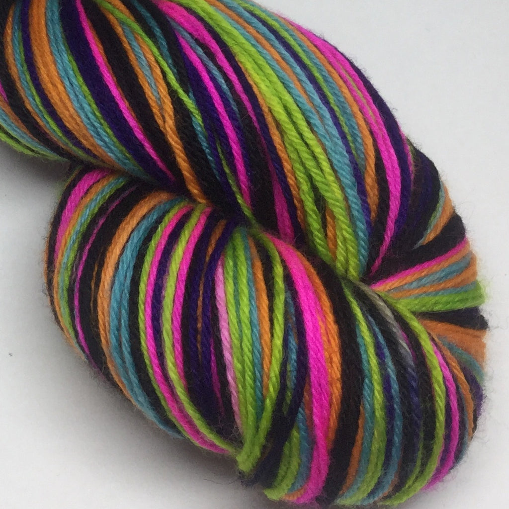 Monkey Wrench Six Stripe Self Striping Yarn