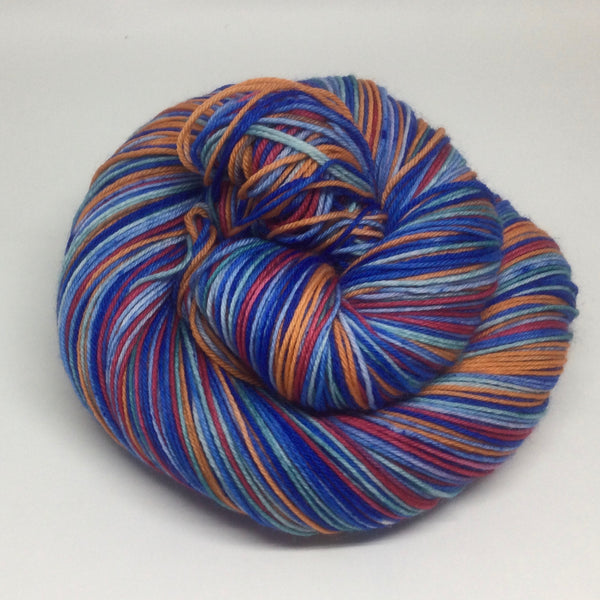 Balderdash Six Stripe Self Striping Yarn