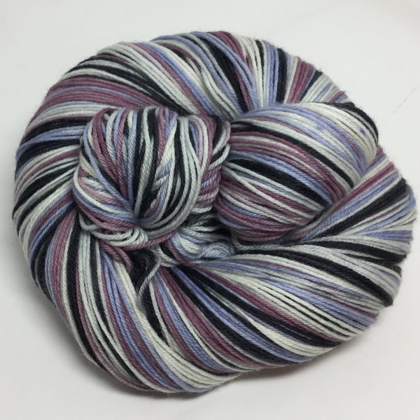 Orcas Five Stripe Self Striping Sock Yarn
