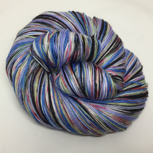 ZomEeyore Six Stripe Self Striping Yarn