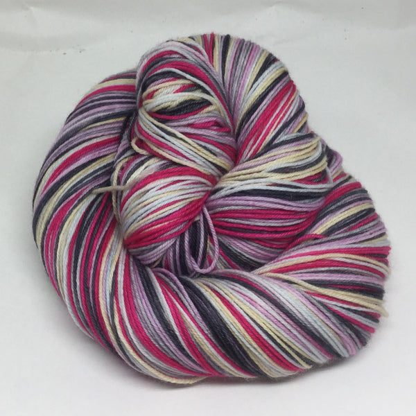 Mandrill Six Stripe Self Striping Yarn