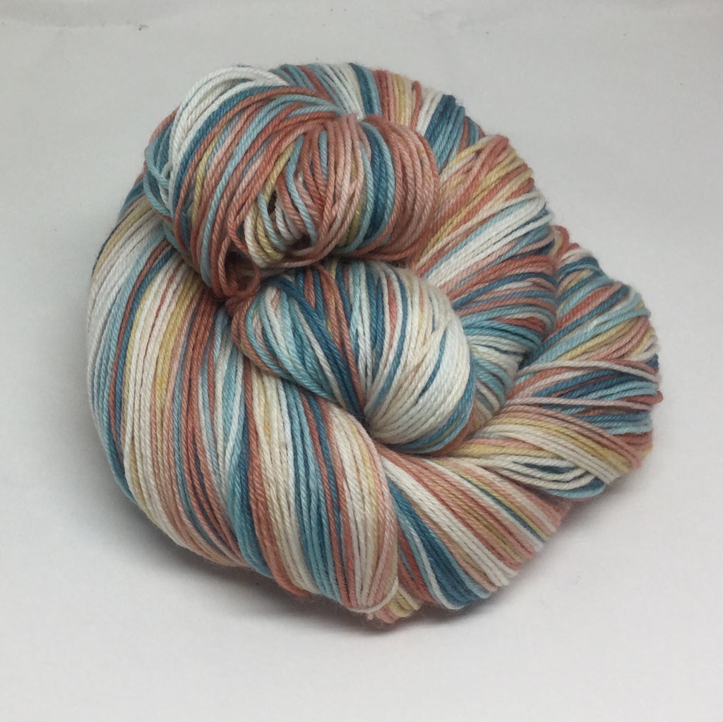 Gradient Gourds Seven Stripe Self Striping Yarn