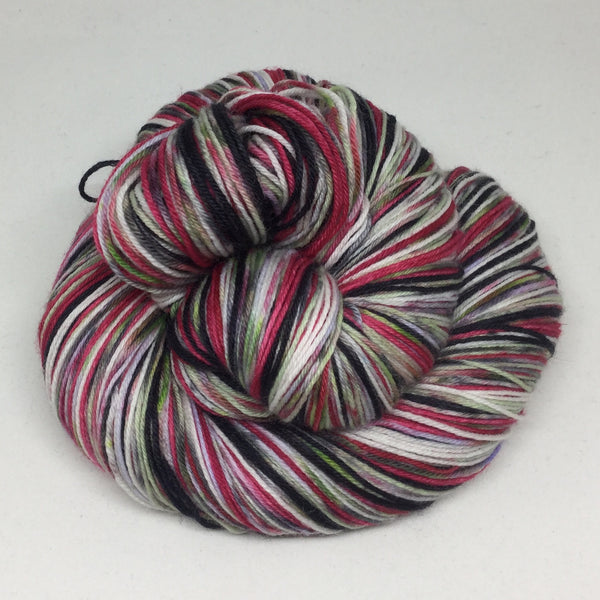 Veruca ZomBody Six Stripe Self Striping Yarn