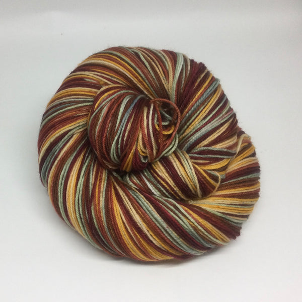 Jumanji Six Stripe Self Striping Yarn