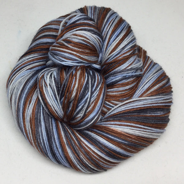 Longmire Four Stripe Self Striping Yarn