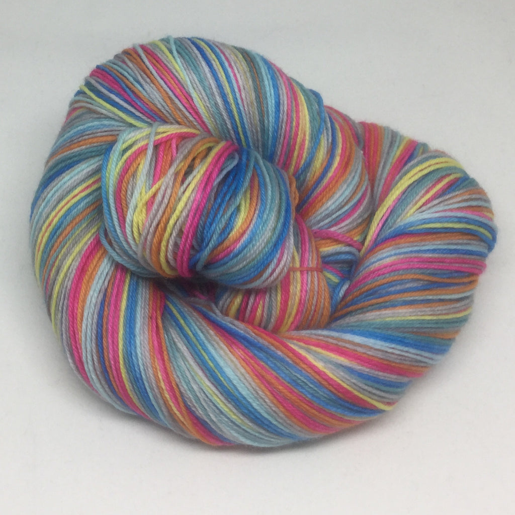 Art Basel Eight Stripe Self Striping Yarn