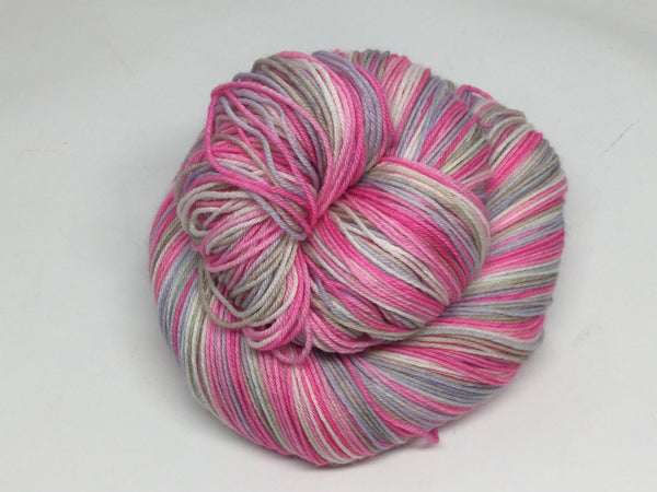 The Grand Budapest Hotel Five Stripe Self Striping Yarn