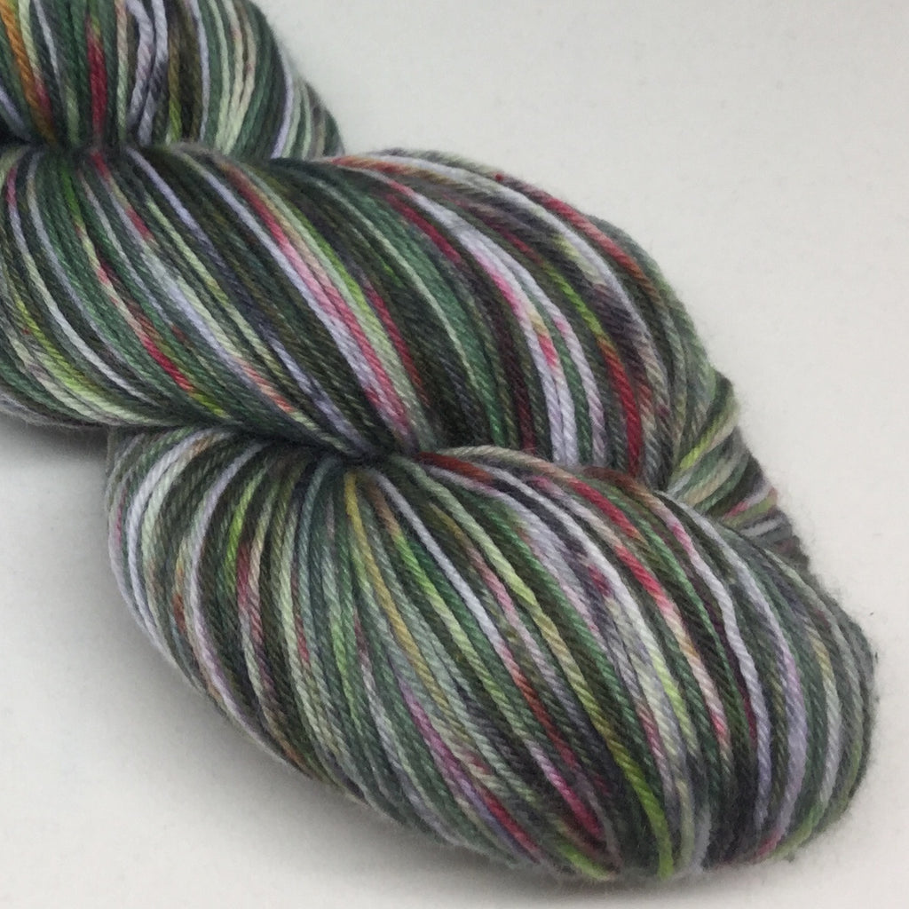ZomBody Gloop Four Stripe Self Striping Yarn