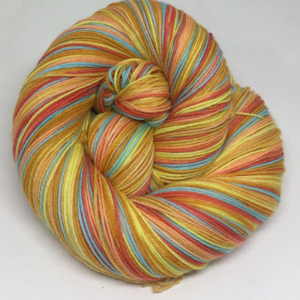 Chameleon Six Stripe Self Striping Yarn