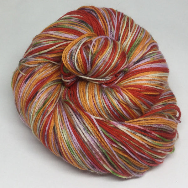 Velma ZomBody Dinkley Four Stripe Self Striping Yarn