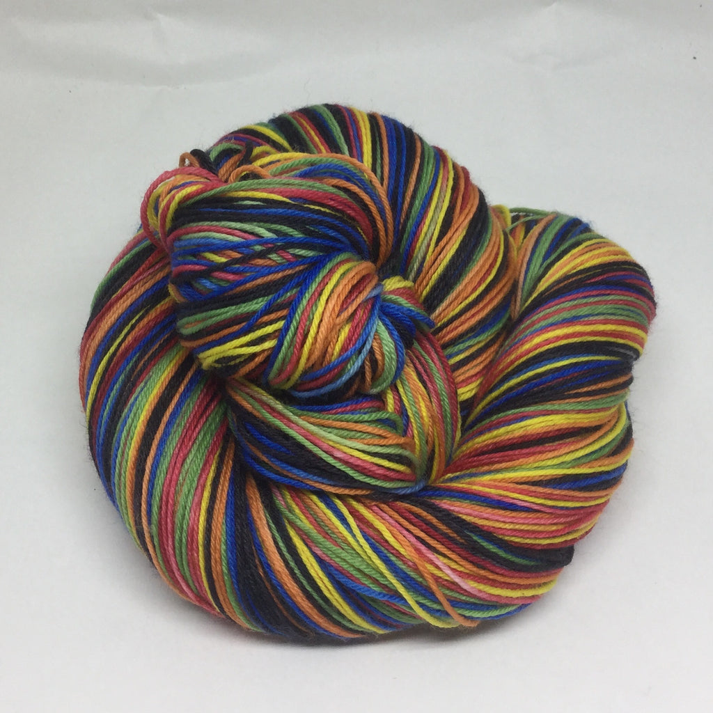 Hootie and the Blowfish Six Stripe Self Striping Yarn