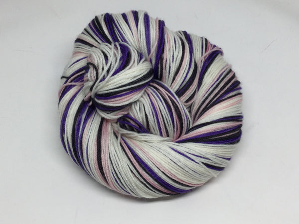 Dirty Dancing Four Stripe Self Striping Yarn