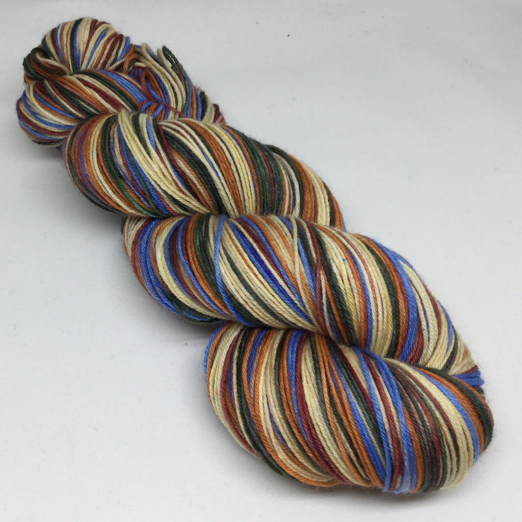 Tjakamarra Six Stripe Self Striping Yarn