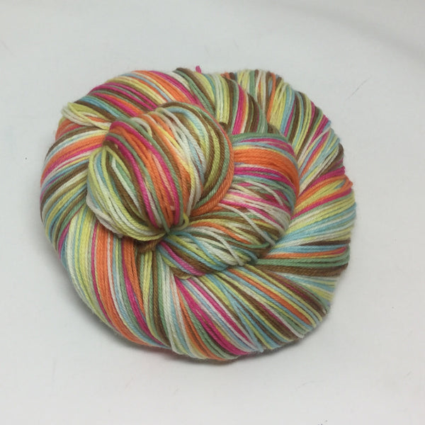 Gelato Seven Stripe Self Striping Yarn