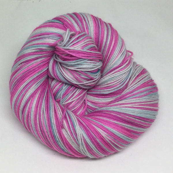 Portuguese Man O' War Three Stripe Self Striping Yarn