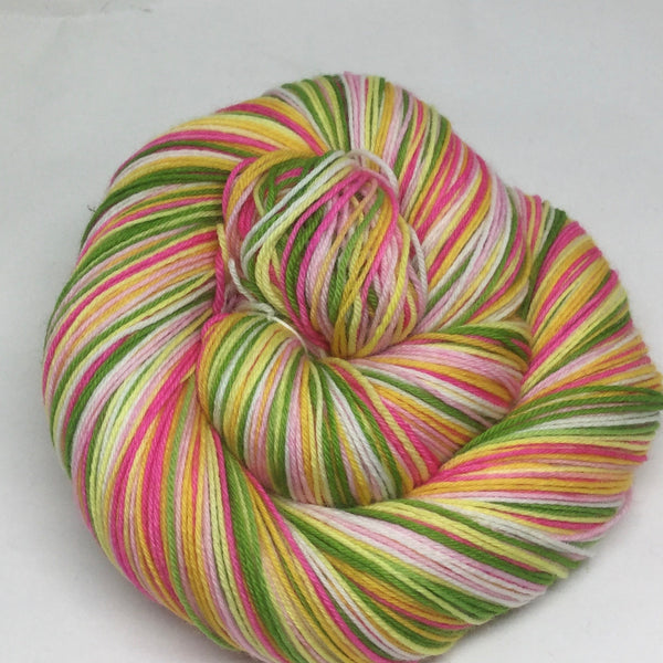 Chrysanthemum Six Stripe Self Striping Yarn